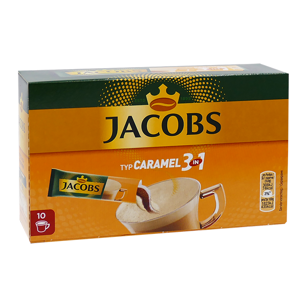 Jacobs Caramel 3 in 1